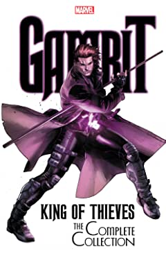 Gambit: King Of Thieves - The Complete Collection