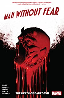 Man Without Fear: The Death Of Daredevil