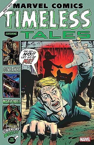 Marvel Comics: Timeless Tales