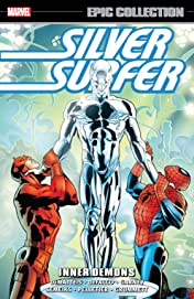 Silver Surfer Epic Collection: Inner Demons