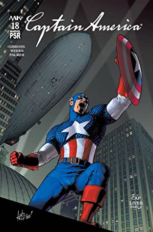 Captain America (2002-2004) No.18