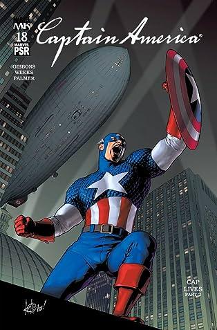 Captain America (2002-2004) #18