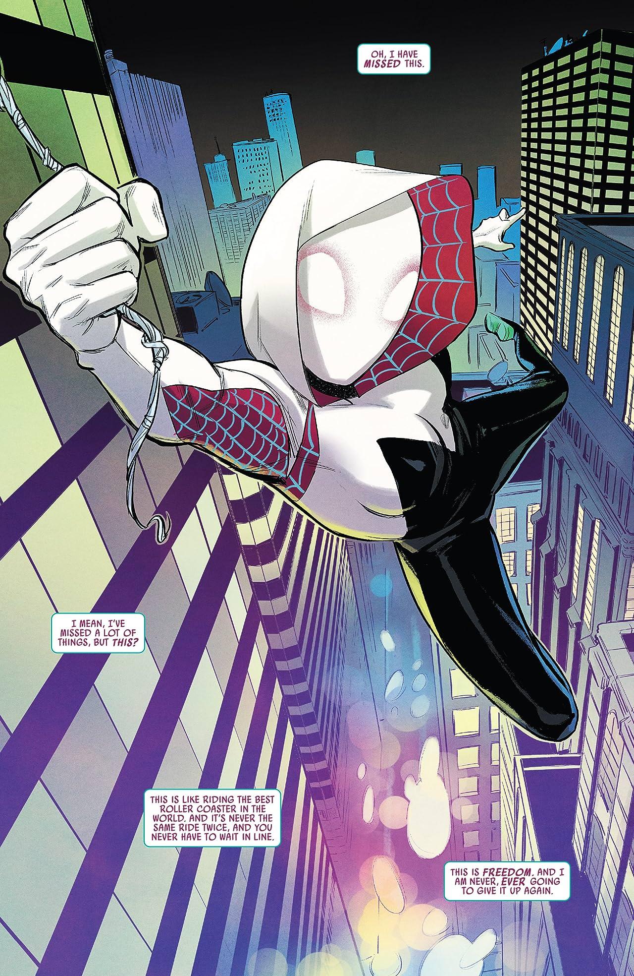 Spider-Gwen: Ghost-Spider Vol. 1: Spider-Geddon