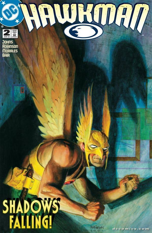 Hawkman (2002-2006) #2