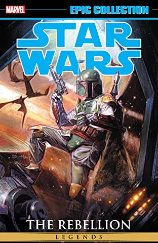 Star Wars Legends Epic Collection: The Rebellion Tome 3