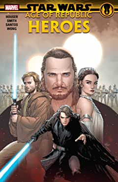 Star Wars: Age Of Republic - Heroes