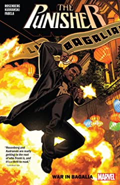 The Punisher Tome 2: War In Bagalia