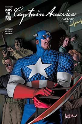 Captain America (2002-2004) #19