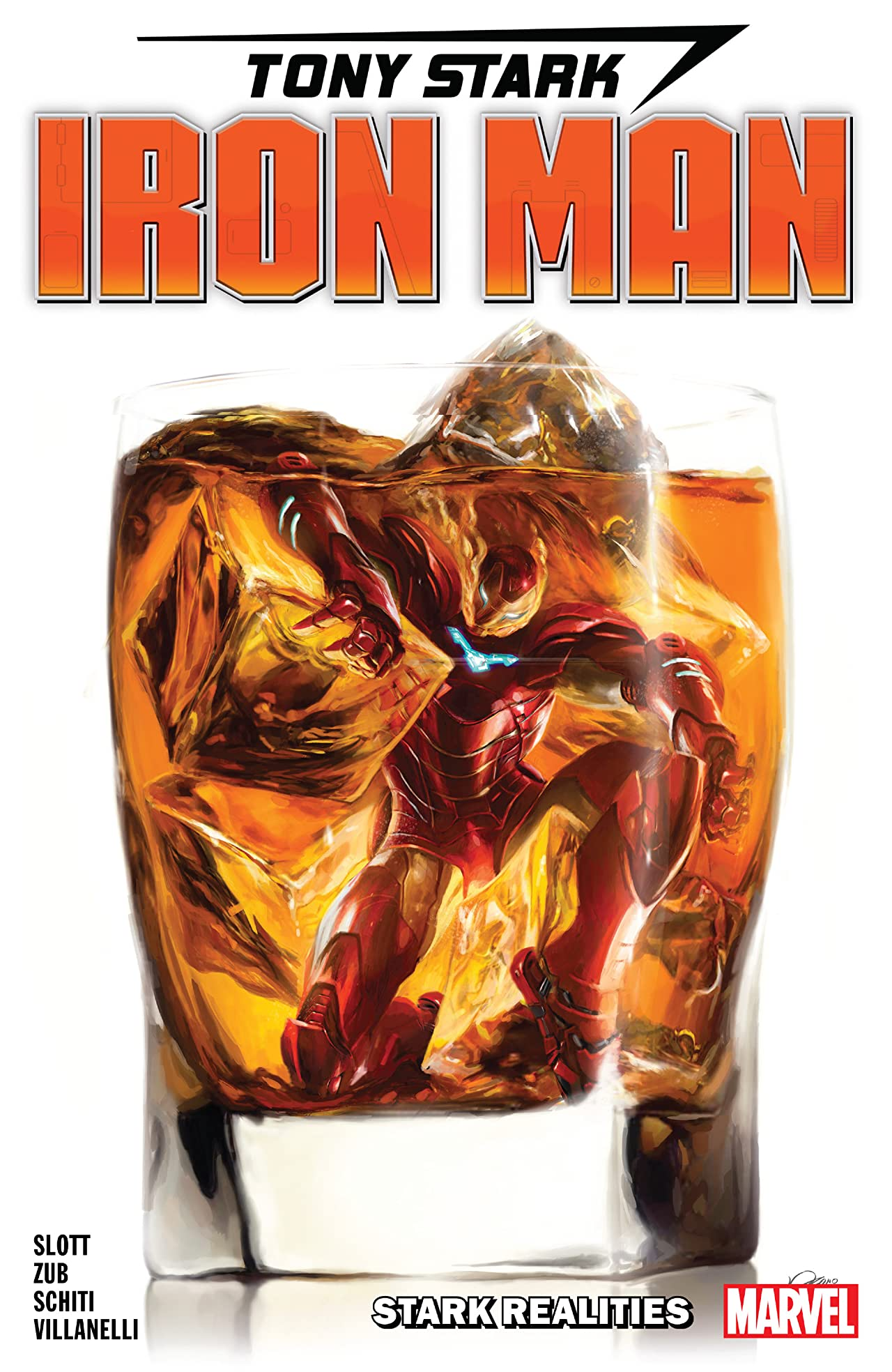 Tony Stark: Iron Man Tome 2: Stark Realities