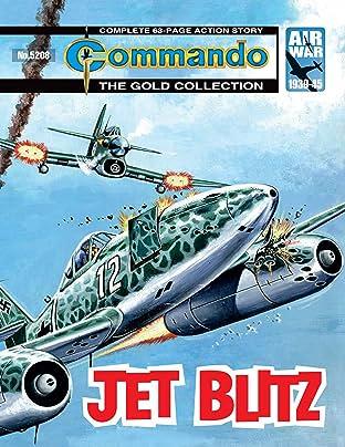 Commando #5208: Jet Blitz