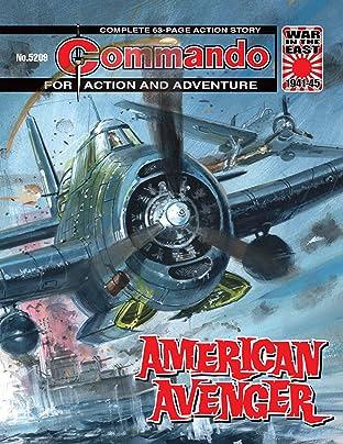 Commando #5209: American Avenger