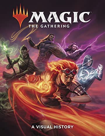 Magic: The Gathering: A Visual History