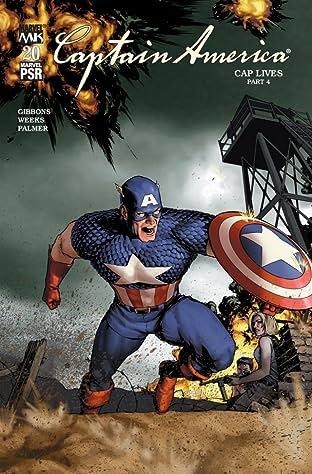 Captain America (2002-2004) #20