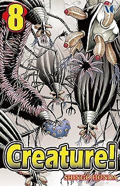 Creature! Vol. 8