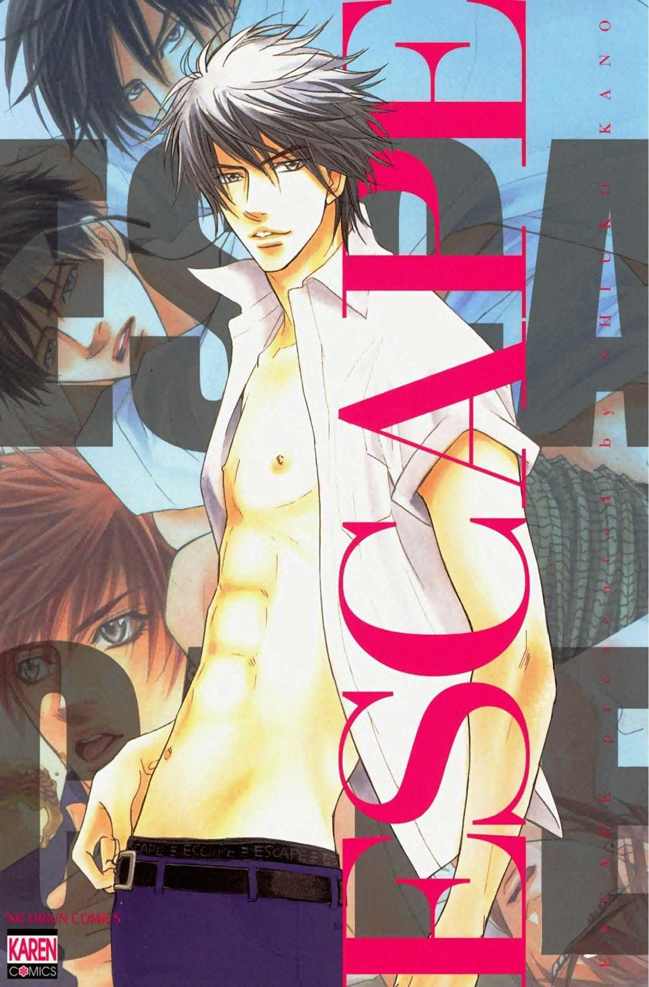 ESCAPE (Yaoi Manga) Vol. 1