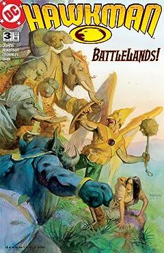 Hawkman (2002-2006) #3