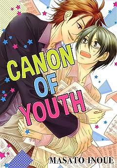 Canon of Youth (Yaoi Manga) Tome 1