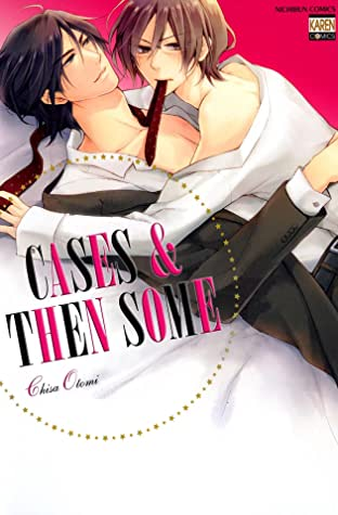 Cases and Then Some (Yaoi Manga) Vol. 1