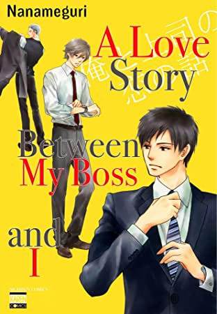 A Love Story Between My Boss and I (Yaoi Manga) Tome 1