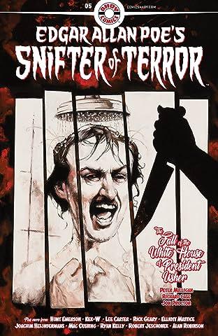 Edgar Allan Poe's Snifter of Terror No.5