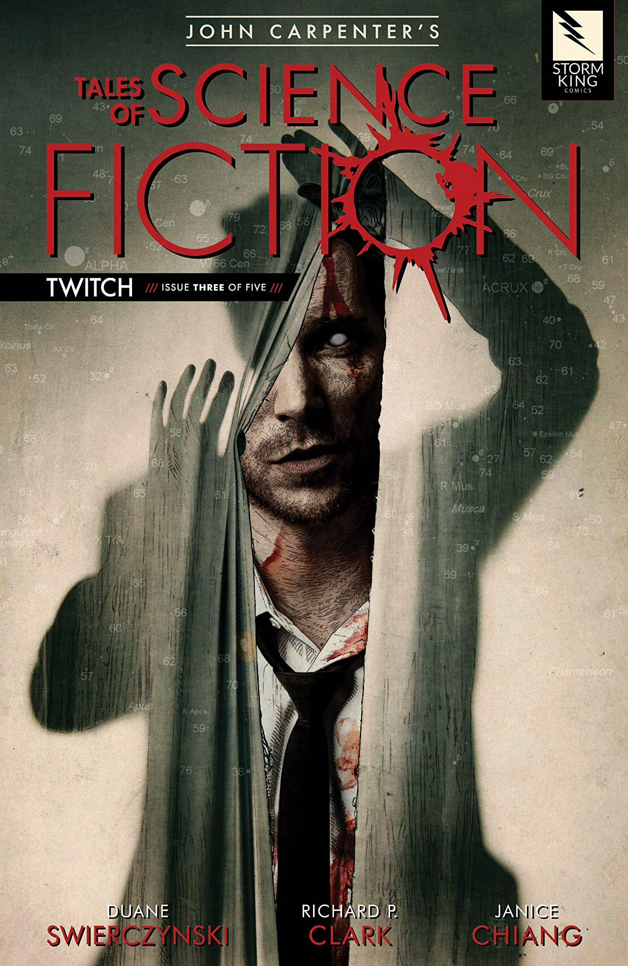 John Carpenter's Tales of Science Fiction: TWITCH #3