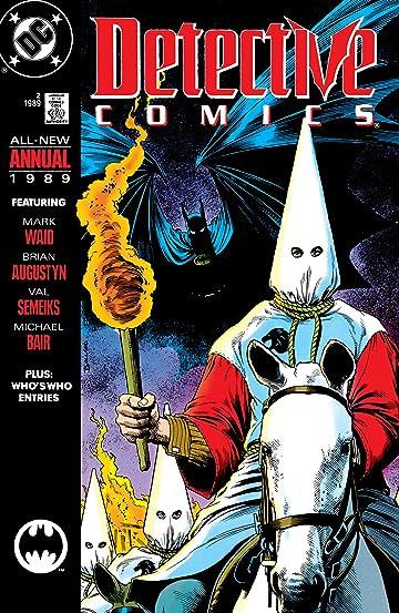 Detective Comics (1937-2011) Annual #2