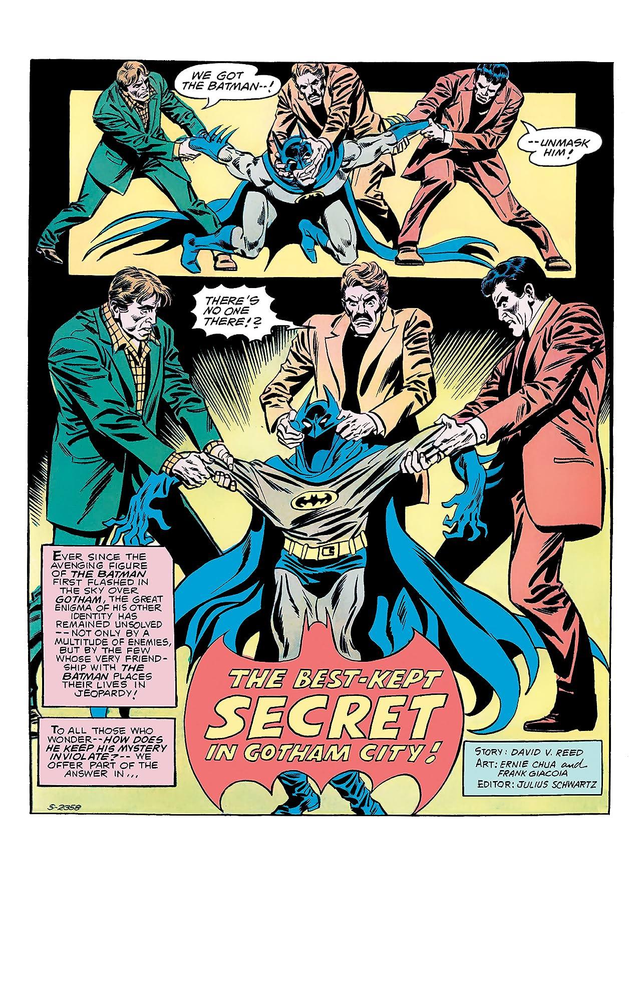 Detective Comics (1937-2011) #465