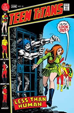 Teen Titans (1966-1978) No.33