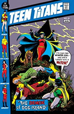 Teen Titans (1966-1978) No.34