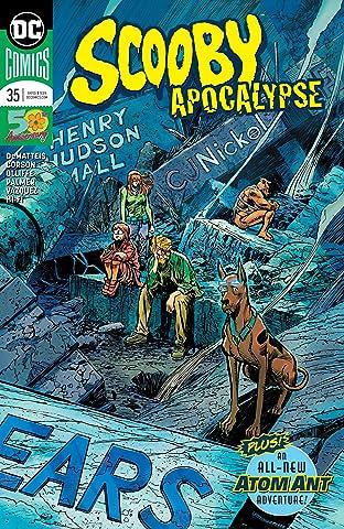 Scooby Apocalypse (2016-) #35