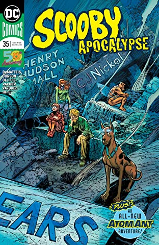 Scooby Apocalypse (2016-) No.35