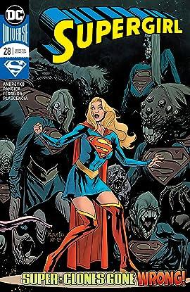 Supergirl (2016-) #28
