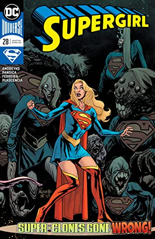 Supergirl (2016-) No.28