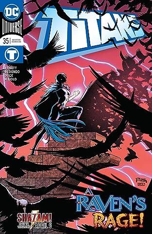 Titans (2016-) No.35