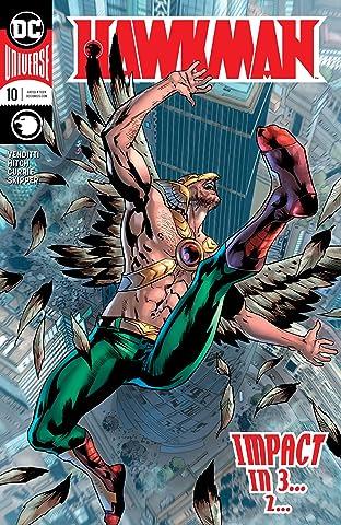 Hawkman (2018-) No.10