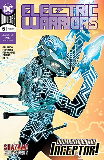 Electric Warriors (2018-) #5