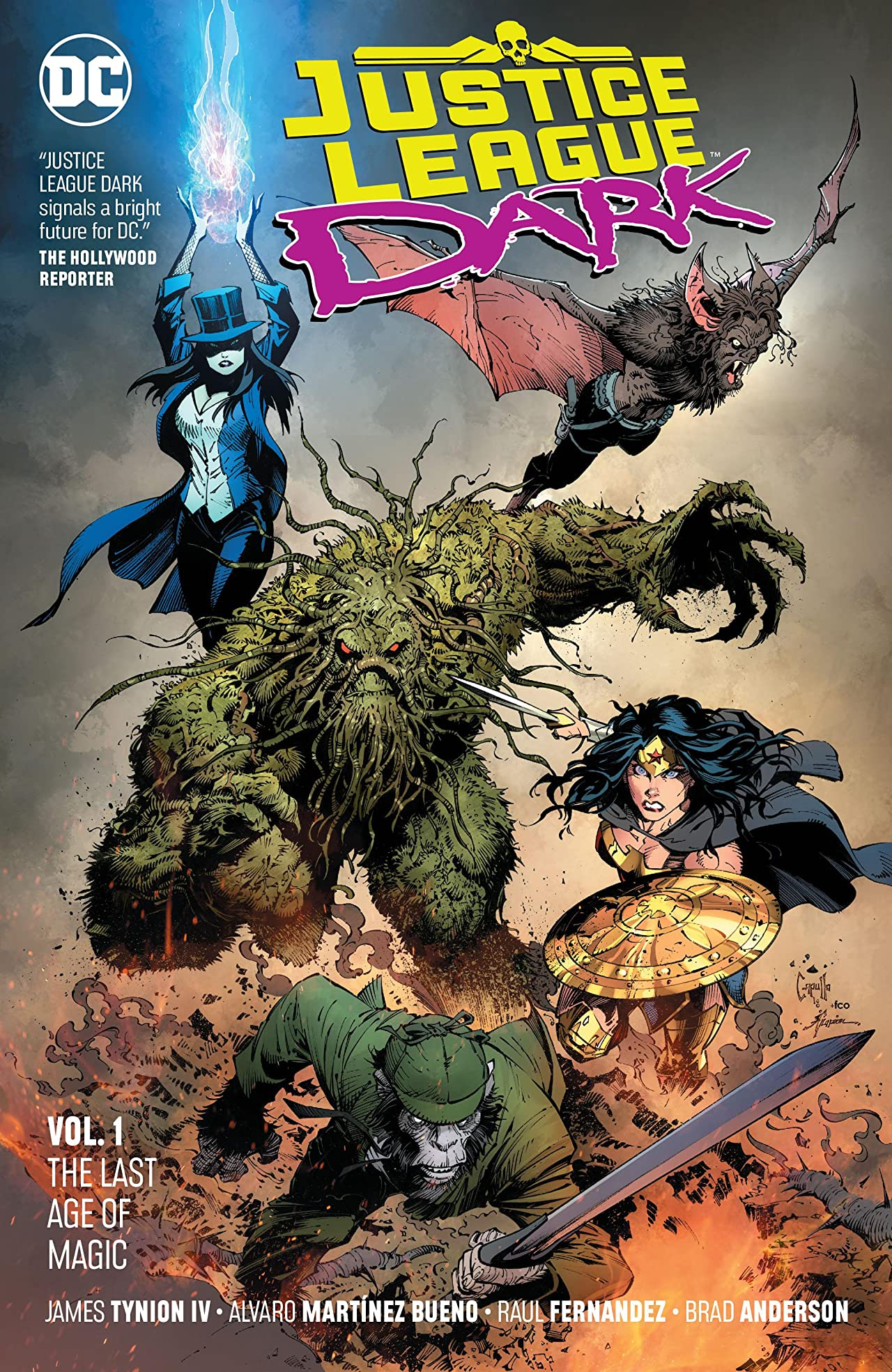 Justice League Dark (2018-) Tome 1: The Last Age of Magic