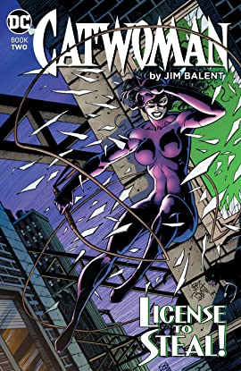 Catwoman by Jim Balent - Book Two