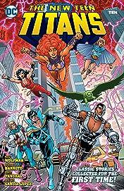 New Teen Titans (1980-1988) Vol. 10