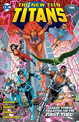 New Teen Titans (1980-1988) Vol. 10
