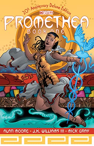 Promethea: 20th Anniversary Deluxe Edition Book One