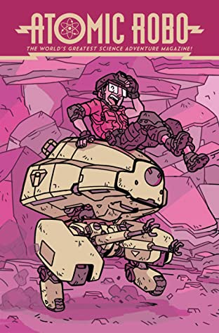 Atomic Robo and the Dawn of a New Era No.3