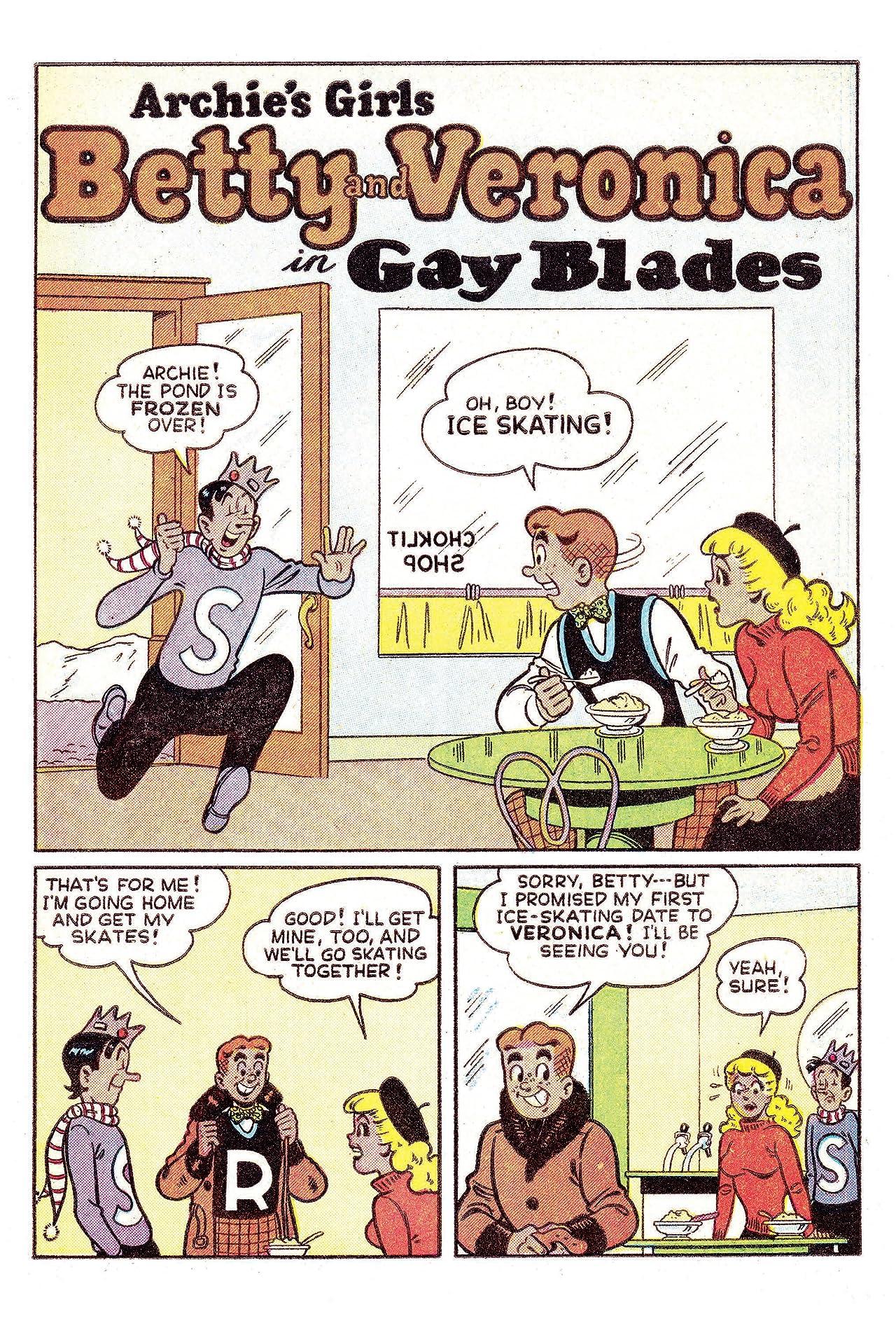 Archie's Girls Betty & Veronica No.12