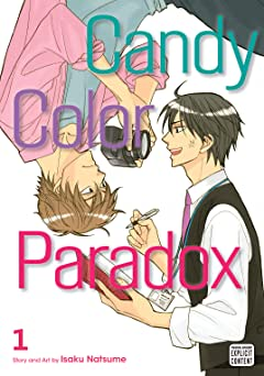 Candy Color Paradox Tome 1