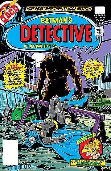 Detective Comics (1937-2011) #480