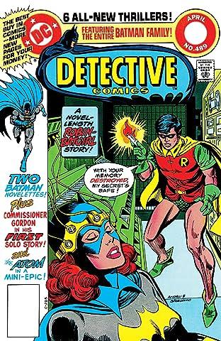 Detective Comics (1937-2011) #489