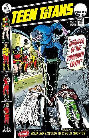 Teen Titans (1966-1978) #35