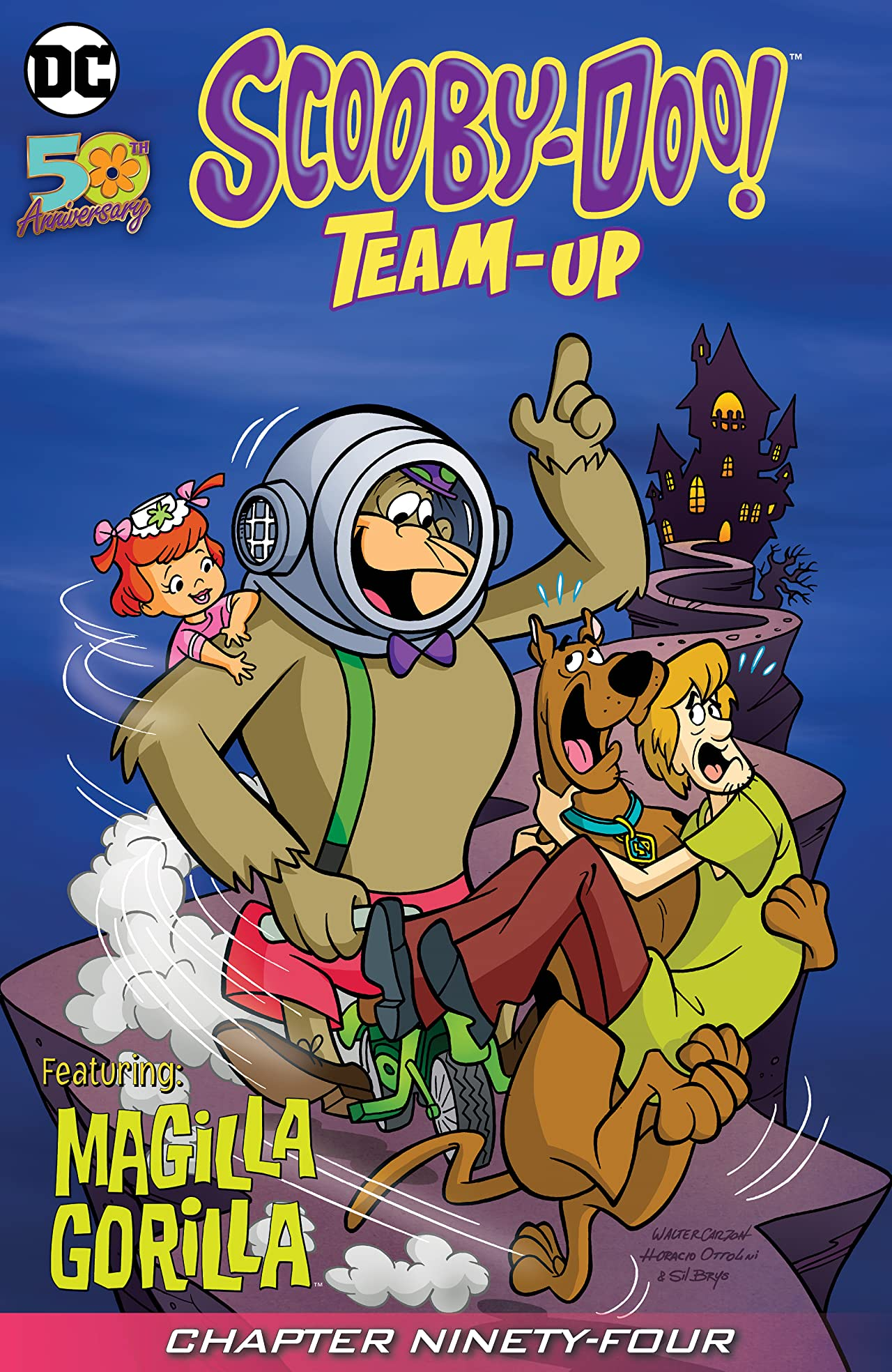 Scooby-Doo Team-Up (2013-) #94