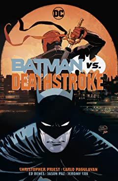 Batman vs. Deathstroke