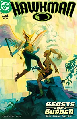 Hawkman (2002-2006) #4